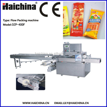 DZP400F Automatic Horizontal Flow Pack Machines for Noodles
