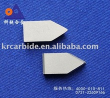 Tungsten Carbide of welding tips for processing steel,iron,alloy and many hard materials