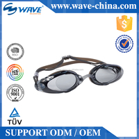 Duotone Frame Design One Piece Swim Goggles