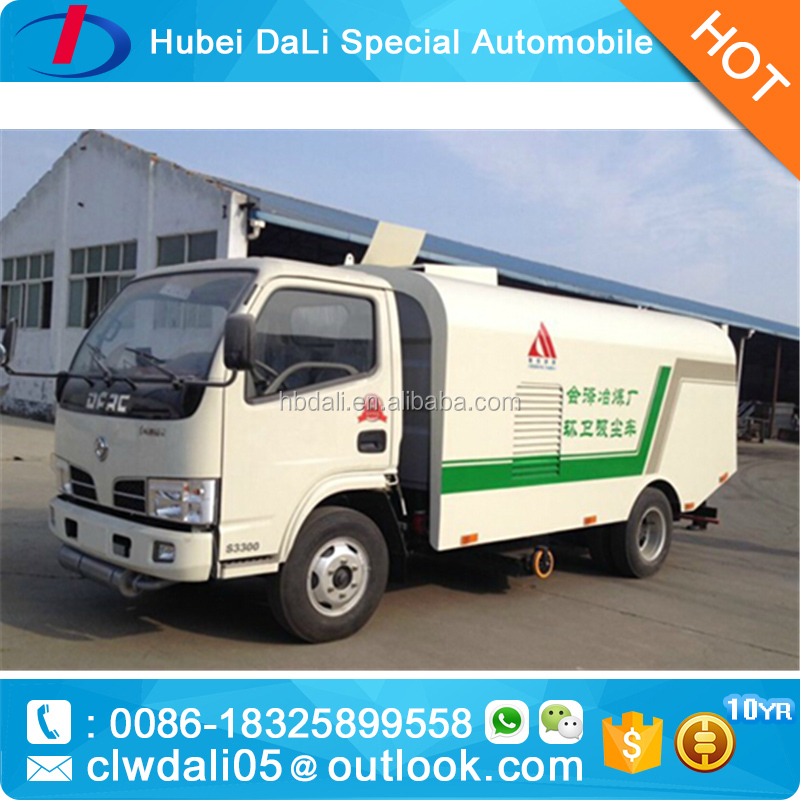 street sweeper vacuum road sweeper truck for sale