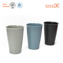 Popular bamboo fiber mug bamboo coffee cup biodegradable cup