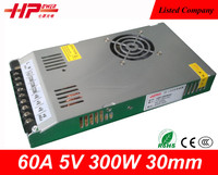 China manufacturer factory price high efficiency constant voltage single output power supply 300w 24v to 12v transform