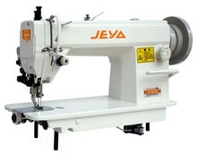 JY0318 high-speed hot sell heavy duty top and buttom feed lockstitch industrial sewing machine