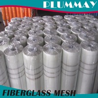High tensile strength fiberglass mesh fabric