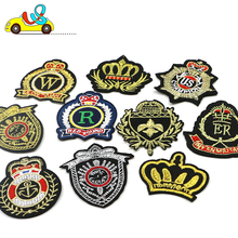 V&S manufacturer Most Popular Embroidery badge article various design customized//