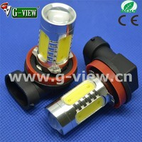 CREEs H8 h11 Fog Light,11W CREEs H8 H11 Fog Lamp,CREEs LED Car Bulb