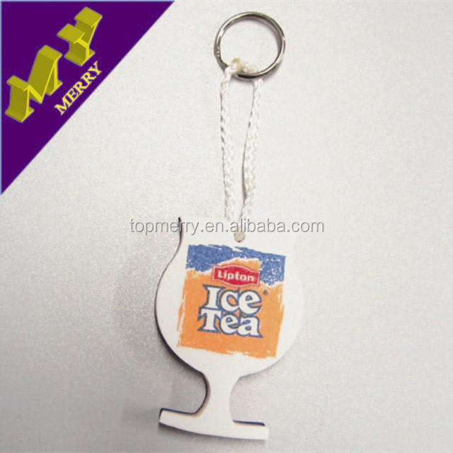 Custom EVA floating keychain / floating keyring wholesale