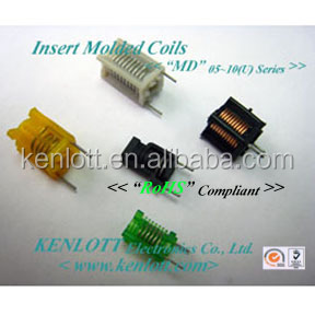 Insert Plastic Molded Coil / Inter Frequency Transformer (I.F.T.) COIL / Trimmer Coil Inductor / Variable inductor coils