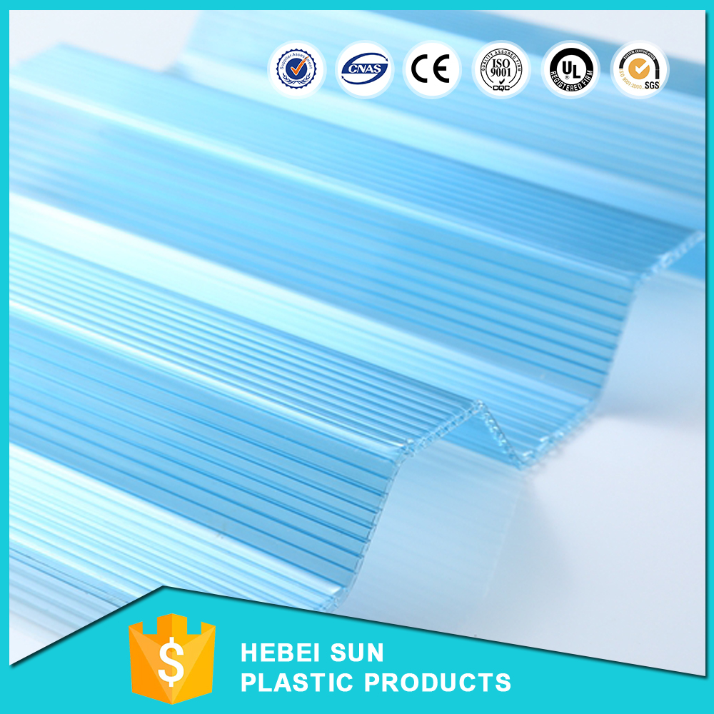 soundproof lowes price pvc corrugated polycarbonate sheet for roof