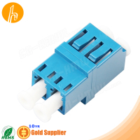 Duplex LC/PC Fiber RJ45 Adapter HM-LCPC02