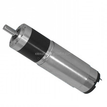small 24V dc worm gear motor