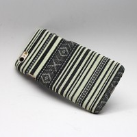 for iphone 6 Aztec Pattern Tribal Retro Cool Case , for iphone hard plastic leather sticker