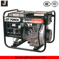 Air-cooled 4 stroke engine 2KVA Small Diesel Generator