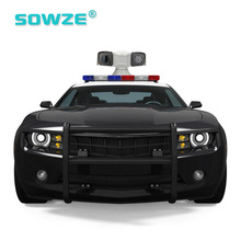 Professional Strong Light HD SDI Analog Vehicle PTZ Camera For Police Fire Truck
