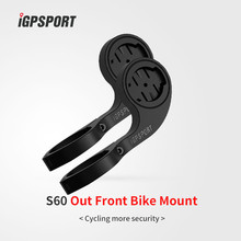 Cycle Computer Mount Extend Out Bike Handlebar