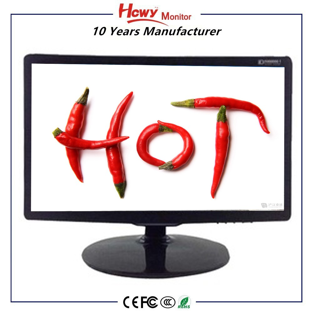 "Wholesale 10 12 15 17 19"" inch Computer LCD Monitor DC Powered 12 Volt"