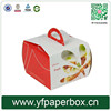 ISO9001 Cheap Food Packaging Paper Handle