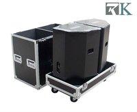 Travel Cases for Pro Speaker/Case for 2 JBL EON 15G2 Speakers