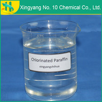 High quality Chlorinated Paraffin 52 good chemical stability with best price for rubber