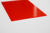 8mm Red & Yellow Building Roofing Sheet PC SHEET For Buiiding Material
