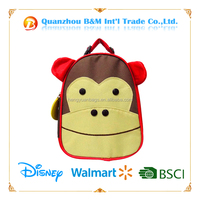 Cartoon Animal Printing Fresh Picnic Bags Children Cute Animal Lunch Bag Kids Outdoor And School Meal package Lunchbox