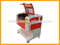 Alibaba China 2015 acrylic / leather / paper / cloth 80W / 100W / 120W / 150W small leather craft laser cutting