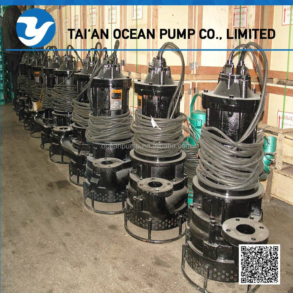 ZJQ submersible pump and centrifugal slurry pump mining pump