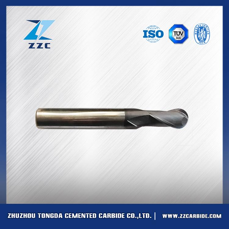 high quality 4 flute corner radius tungsten carbide end mill cutting tools for wholesales