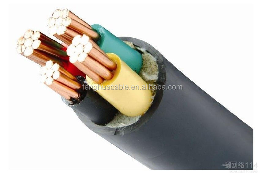 600V Low Voltage Copper XLPE Insulate Electrical Wire and Cable 16 sq mm Copper Cable Prices