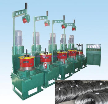 Low Carbon Steel Wire Drawing Machine for Pipe with Wire Drawing Powder