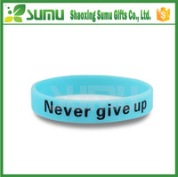 Top Quality Wholesale Italy Silicone Wristbands