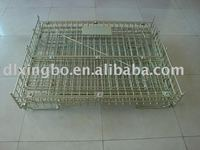 European style wire mesh container,metal cage