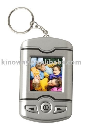1.5 inch Keychain Digital Photo Frame for Promotion Gift (K1062 DPF)