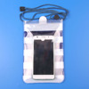 2015 high quality mobile phone pvc waterproof bag, clear waterproof cell phone bag