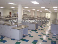 laboratory chemicals and equipments white furniture