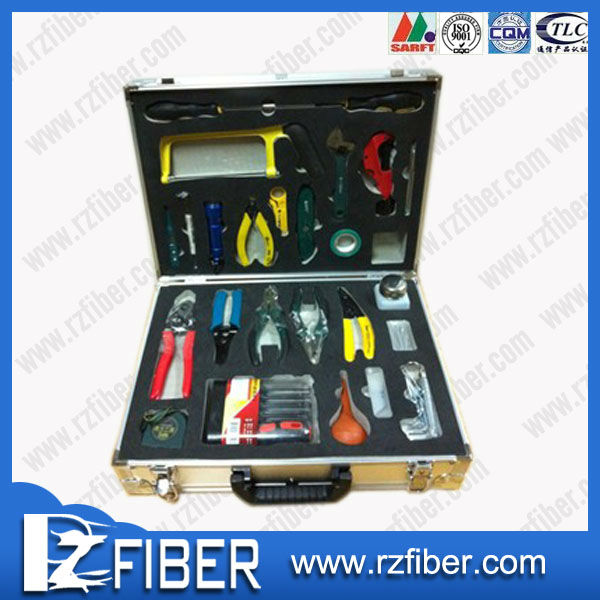 Hot Sale 26 Tools Optic Cable Toolbox