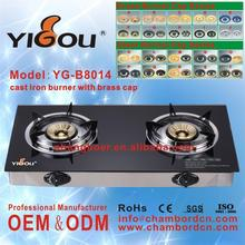 YG-B8014 hot selling 2016 new gas stove ceramic thermoelectric
