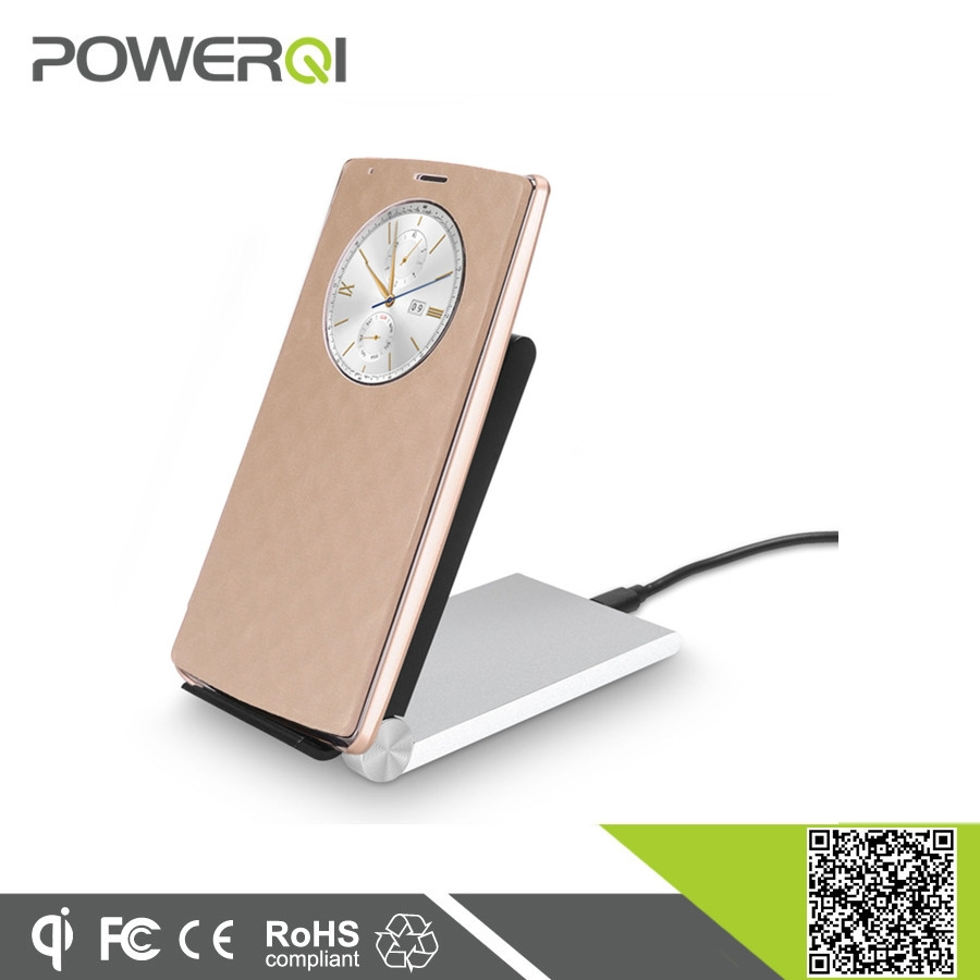 qi wireless power charger receiver case for LG G4