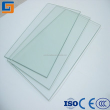 china manufacturer sheet/plate glass cut to small size