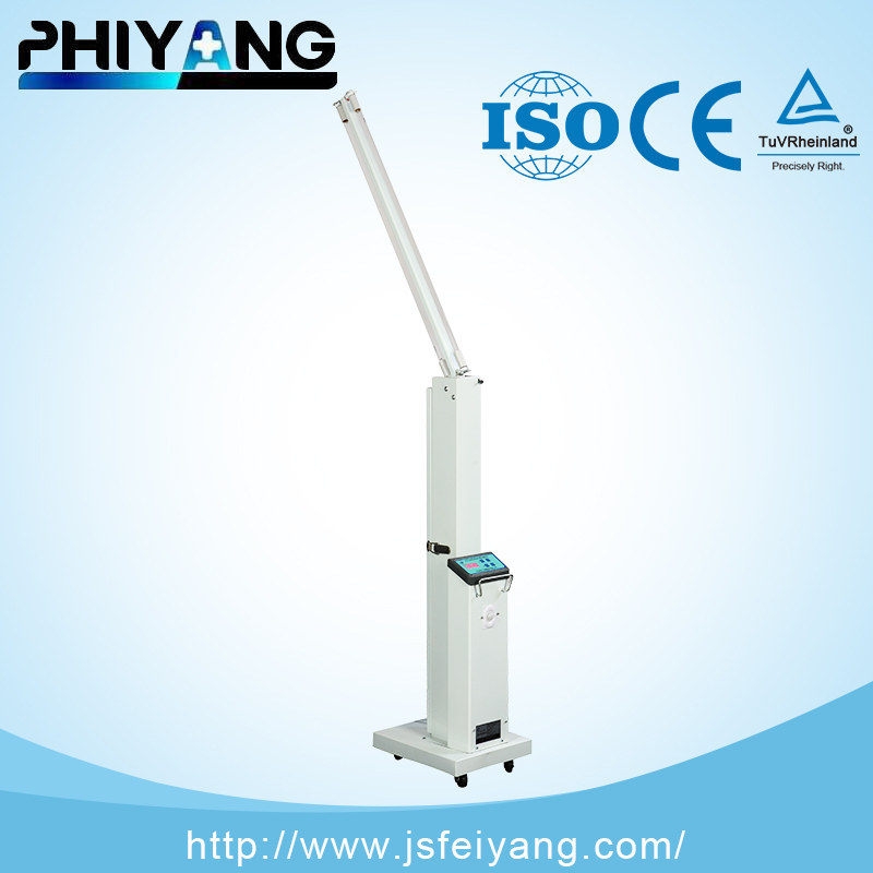 disinfecting machine mobile uv sanitizer