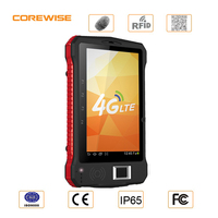 Wireless meter reading mobile handheld mobile computing devices