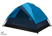 fresh style instant dome camping family tent 4 person