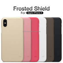 For Apple iPhone X PC Case High Quality Super Frosted Shield Mobile Phone Cover