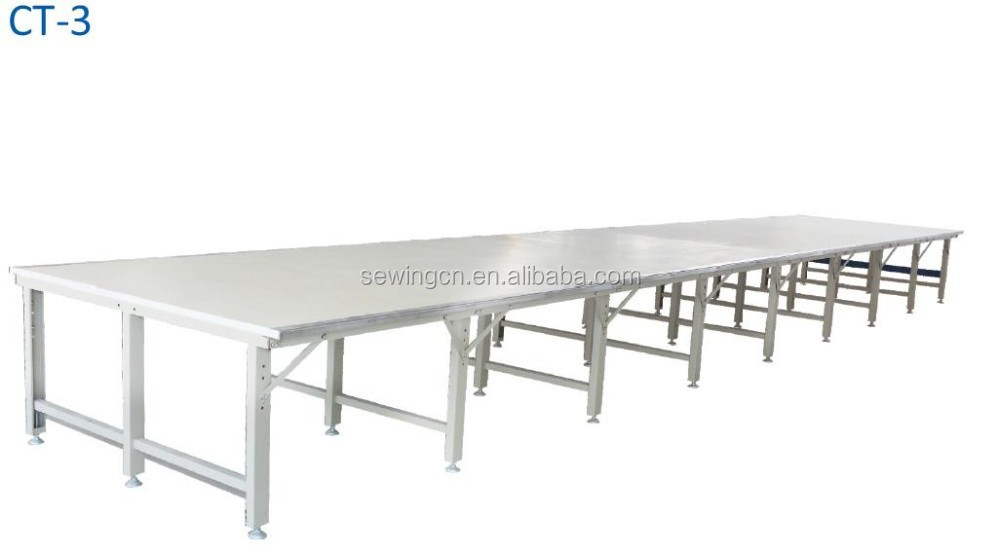 List manufacturers of industrial sewing cutting tables buy laminated cutting tablegarment cutting table for low price watchthetrailerfo