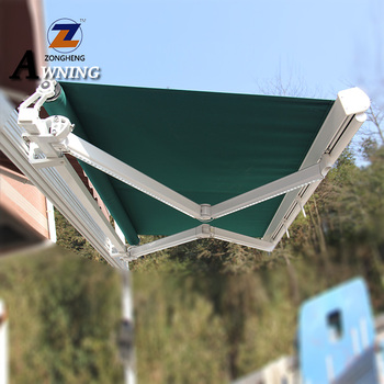 The multifunctional universal sun awning restaurant half round suitcase spare parts