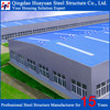 Prefabricated light galvanized steel structure warehouse