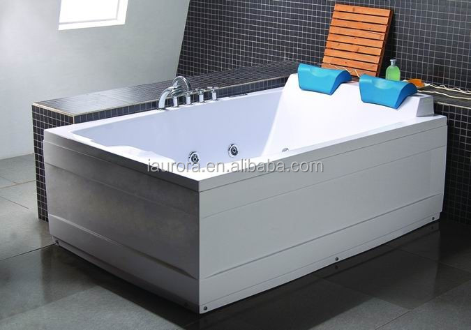 Hot Selling Royal Design eco-friendly Soaking Corner Acrylic Massage bathtubs