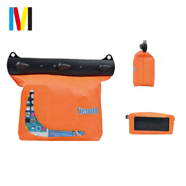 Factory Sale Universal Swimming Underwater Waterproof <strong>Mobile</strong> Phone Pouch Case Bag