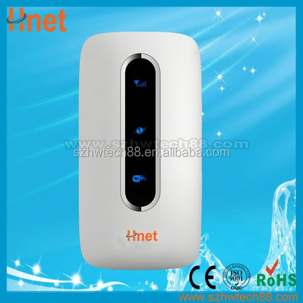 Portable mtn 3g wireless router with power bank and sim card slot rj45 port