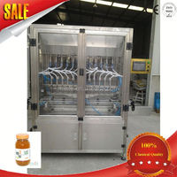 tomato seafood sauce canning filling machine
